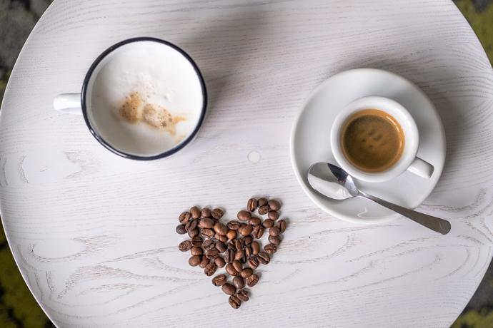 káva v Cleverlance